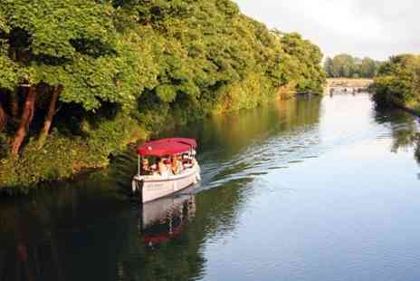 Oxford River Cruises - Oxford River Cruise For Two - Save 52%
