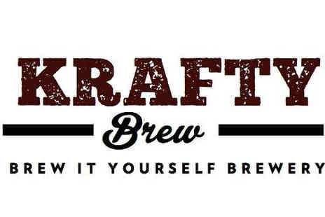 Krafty Brew - Krafty Brew brewery tour and tasting  - Save 69%