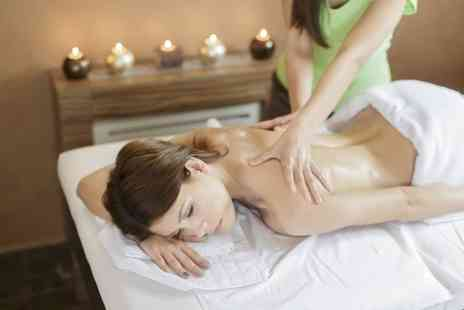 Skin and Tonic - One Hour Candlelit Massage For One - Save 48%