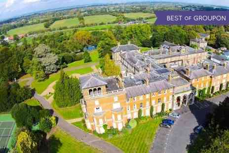 Oatlands Park Hotel - Stay for One Night  in an Executive room With Breakfast  - Save 42%