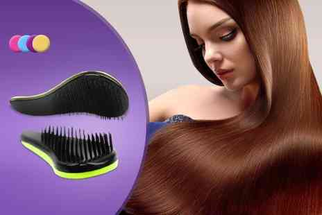 Quick Style - Detangling hair brush for two brushes - Save 65%