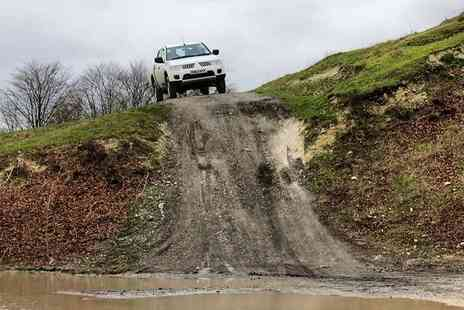 True Grip Off Road - One hour off roading experience - Save 61%