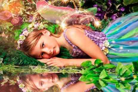Spirit Contemporary Photography - Fairy and Elf Photoshoot With Mug and Key Rings - Save 0%
