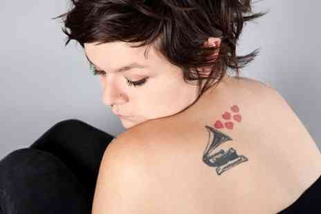 SkinPro Laser Solutions - Three Sessions of Laser Tattoo Removal - Save 0%