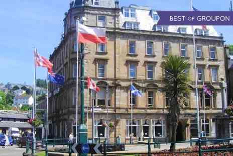 The Royal Hotel - One Night stay For Two With Breakfast and Dinner - Save 60%