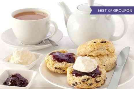 BEST WESTERN Burn Hall - Afternoon Tea For Two  - Save 0%