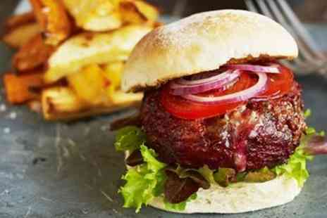 Hilton Manchester Deansgate -   Gourmet burger and drinks   - Save 28%