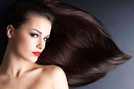 Purple Rose Salon - Haircut and Blow Dry - Save 50%