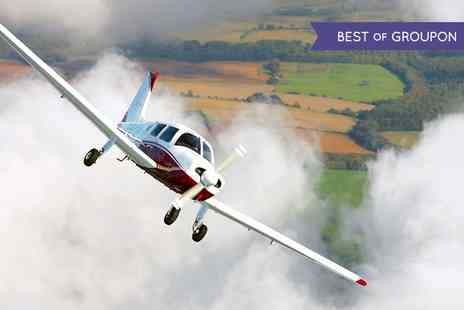 Take Flight Aviation -  Half Hour Take Flight Lesson For One  - Save 43%