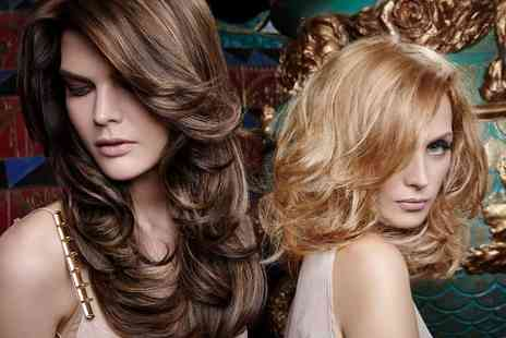 Headmasters - Cut and Blow Dry With Colour or Brazilian Blow Dry - Save 60%