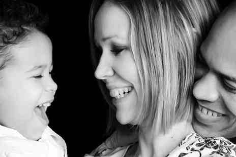 Wink Photography - Mother and Daughter Photoshoot With Prints - Save 94%