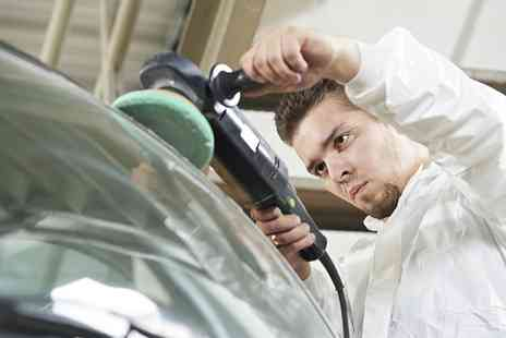 Kwik Valet Solutions - Scratch Repair, Paint Touch up and Polish For One  - Save 0%