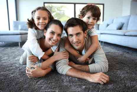 Prospect Cleaning Services - Home carpet cleaning on four carpets - Save 0%