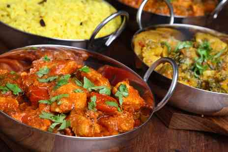 Shampan Indian - Two Course Indian Meal For Two   - Save 50%