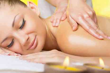 Circle Of Beauty - Back, Neck and Shoulders Massage Plus Facial  and Foot and Leg Massage  - Save 0%