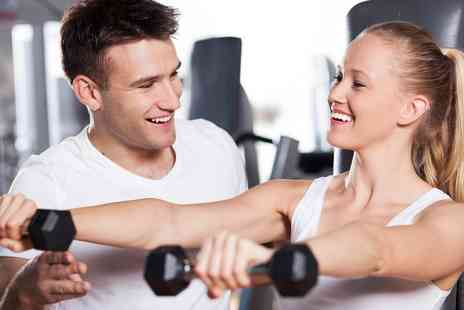 Warrior Fitness  - Ten Sessions of Personal Training  - Save 59%