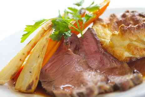 The Fancy Goat - Two Course Roast With Glass of Bubbly  - Save 0%