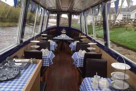 Burscough Boat Trading - Canal Cruise With Afternoon Tea - Save 64%