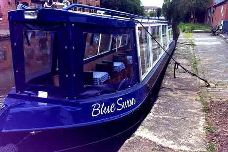 Burscough Boat Trading - Spring Canal Cruise With Afternoon Tea  - Save 64%