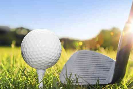 Paul Roberts Golf Centre - Two 30 Minute PGA Pro Lessons  - Save 70%