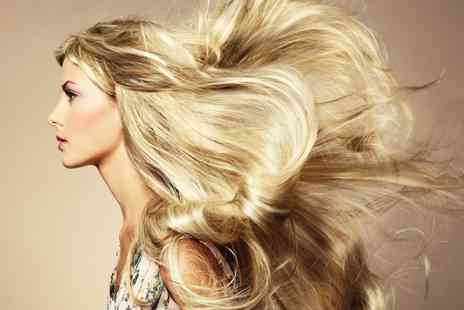 Scissorz Hair & Beauty - Cut and Blow Dry With Conditioning or Tint or Highlights  - Save 50%