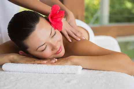 Radiance Hair and Beauty - Massage Plus Manicure and Pedicure - Save 71%