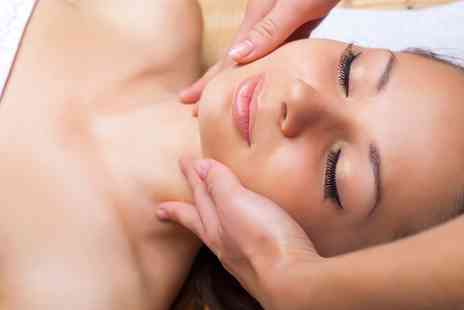 Pure Beauty - Body Wrap and Facial - Save 84%