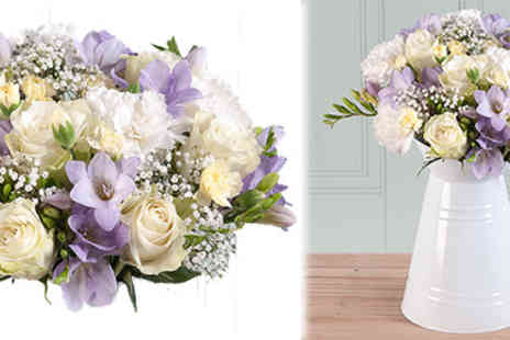Blossoming Gifts - Cotton Candy Bouquet - Save 40%