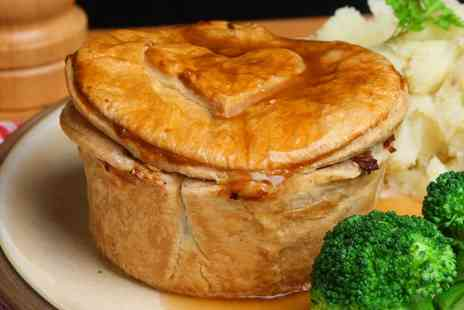 The Dukes Head - Pie and Mash For Two - Save 0%