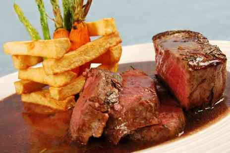 the white horse inn - Chateaubriand Steak For Two  - Save 52%