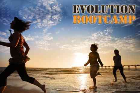 Evolution Boot Camp - Four Week Boot Camp by the Beach for £23 - Save 82%