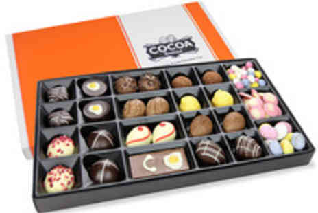 Cocoa Boutique - Luxury Artisanal Easter Chocolate Selection Box - Save 58%