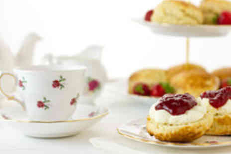 The White Hart Hotel - Afternoon Tea with Prosecco for Two  - Save 43%