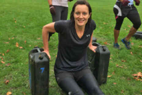 Regiment Fitness - Three 60 Minute Bootcamp Sessions - Save 92%