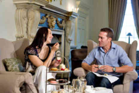 Audleys Wood Hotel - Sparkling Afternoon Tea for Two  - Save 43%