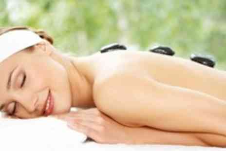 Valentines - One Hour Dermalogica Facial and One Hour Full Body Hot Stone or Aromatherapy Massage - Save 65%