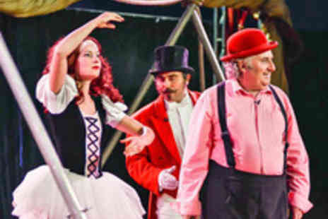 Chaplins Circus - Tickets to Chaplins Circus  - Save 36%