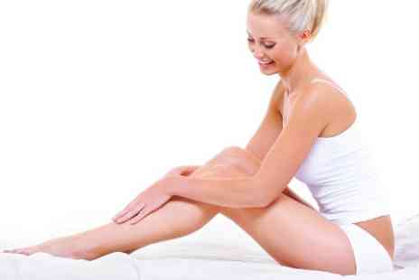 The Lazer Lounge - Diode Laser or IPL Hair Removal - Save 89%
