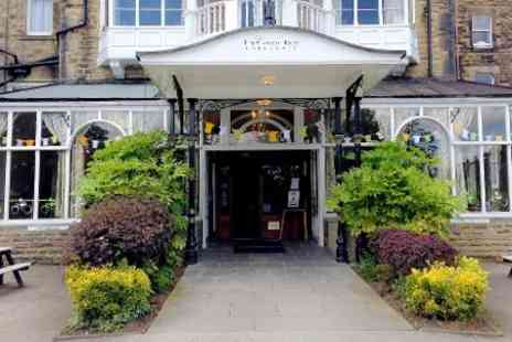 The Cairn Hotel -  Harrogate Stay For Two With Breakfast, Sparkling Wine and Three Course Dinner  - Save 59%