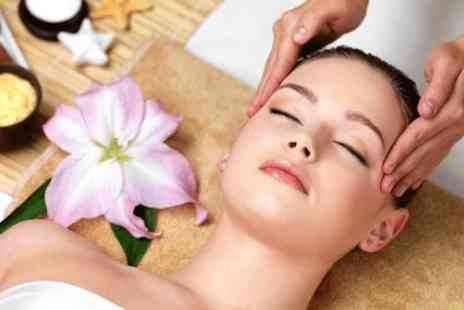 Laser Hair Loss Clinic -  50 minute luxury facial with an Indian head massage  - Save 0%