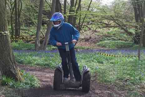 Segway Unleashed - 45 Minute Off Road Segway Challenge For One  - Save 67%