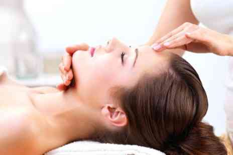 Escape - Aromatherapy or Swedish Massage  Plus Facial Massage - Save 52%