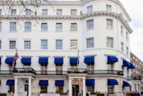 The London Elizabeth Hotel - Central London Four Star Break with a Three Course Dinner - Save 46%