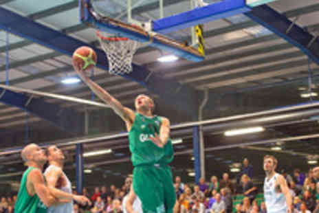 Manchester Giants - Family Tickets to a Manchester Giants British Basketball League Game - Save 43%