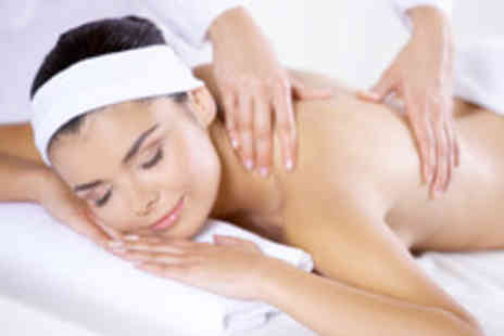 Simply Bare - Relaxing Back or Indian Head Massage - Save 42%