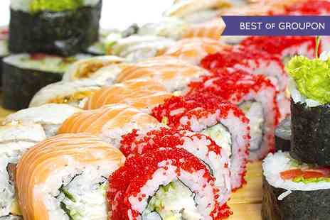 Sakura - Two Course Japanese Meal For Two  - Save 52%
