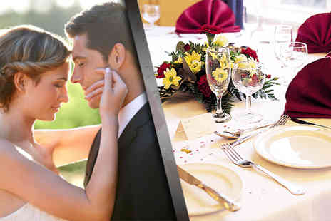 The Stuart Hotel -  50 guest Sunday Friday wedding package - Save 48%