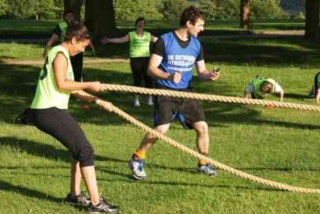 UK Outdoor Fitness - Eight Boot Camp Classes - Save 82%