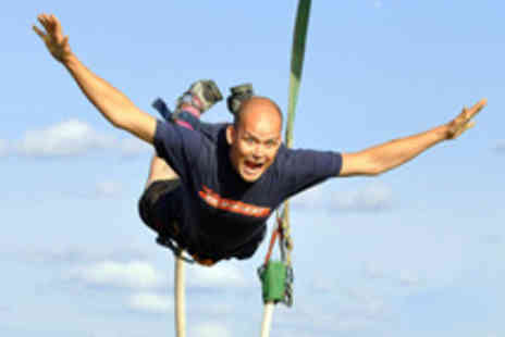 UK Bungee Club - 160ft Solo or Tandem Bungee Jump  - Save 18%