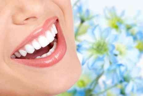 Pure Clinic - Dental implant with ceramic crown including full dental exam and cosmetic consultation  - Save 68%